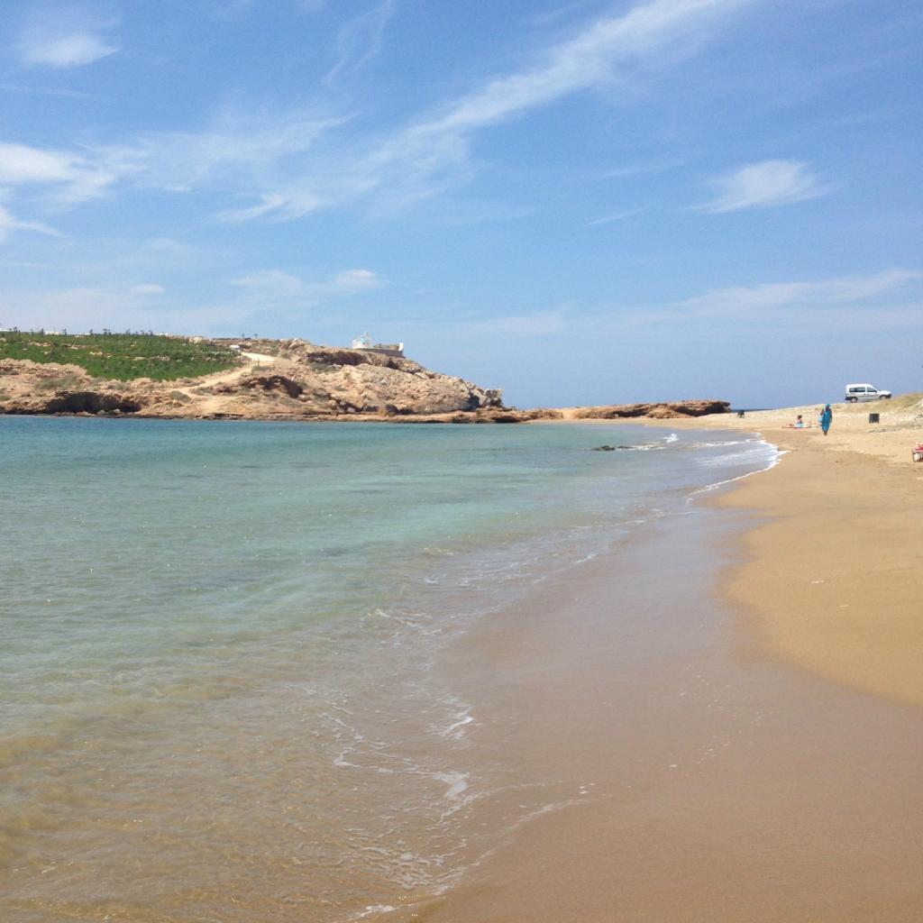 Beach Bar Koubara - koubara beach Ios